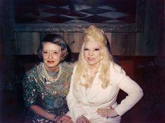 Bette Davis and Mae West
