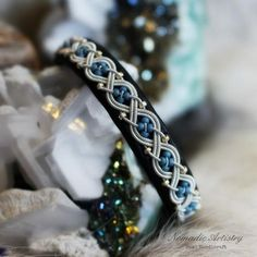 Nomadic Artistry Gallery. Here you will find Sami bracelets, traditionally made with materials imported from the Lapplands of Sweden. Bone Jewelry, Bracelet Designs, Viking Bracelet, Silver Beads, Lappland, Braided Bracelets, Jewelry Design, Jewelery, Bangles