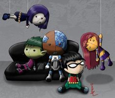 Cute i want a starfire puppet