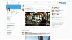 Skype actualiza su extensión de Chrome: podrás compartir link de llamada en Twitter http://blgs.co/G6W7bS