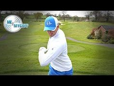 SIMPLE GOLF SWING ROTATION DRILL FOR CONSISTENCY - YouTube