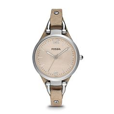 Fossil Women's ES2830 Georgia Stainless Steel Watch with ...