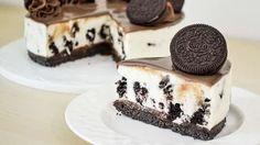 Tan Dulce - YouTube || Cheesecake de Oreo sin Horno. Pastel de queso sin cocción. Receta fácil. Postre fresco. Muy muy rico.