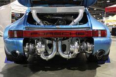 Twin Turbo, Porsche 911, Twins, Engineering, Classic, German, Autos, Derby, Deutsch