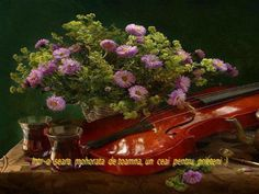 Autumn In My Heart, Violin, Music Instruments, Flowers, Art Ideas, Watch, Youtube, Musical Instruments, Clock