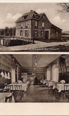 Gaststätte Erlengrund ca 1915