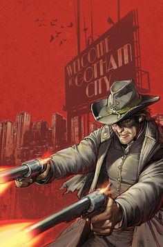 Jonah Hex Species: Human (USA, Earth) Skilled marksman, peak physical condition, expert tracker and detective (Debut: 1972)