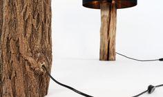Modern Lamps Reminding Of Bonsai Trees | DigsDigs