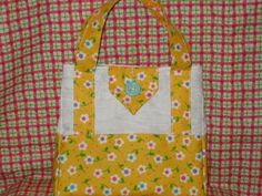 Sassy Tote Pattern Digital Download by Sew by MomandPopCraft