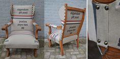 Post stoel