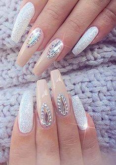 Beautiful acrylic nail art designs 2018