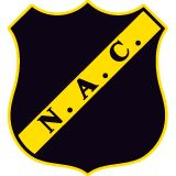 NAC Breda Primary Logo on Chris Creamer's Sports Logos Page - SportsLogos. A virtual museum of sports logos, uniforms and historical items. Sport Football, Soccer, Sports Clubs, Sports Logos, Professional Football, European Football, Crests, Tobias, Yahoo Search