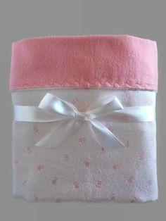 Baby Girl Blanket - Flannel Baby Blanket - Receiving Blanket Girl - Pink Baby Blanket - Baby Gifts - Toddler Bedding - Crib Blanket - by BeastiesBabies on Etsy
