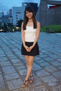 Asian Beauty, Mini Skirts, Beautiful, Fashion, Moda, Fashion Styles, Mini Skirt, Fashion Illustrations