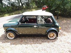 Last Ever Mini Cooper Works S!!! Brooklands Green Rover Mini Cooper Works S just 38 miles!! | Mini Cooper | G C Motors