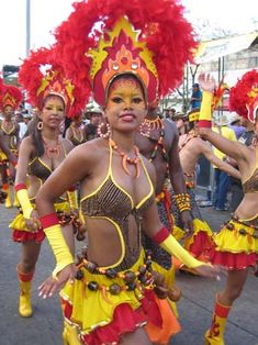 Panama Carnival- I will be here're to see this in June! 2014