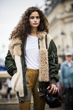 Give your curls body, definition, and shape with these stellar hair products. We rounded up the best hair products for curly hair from top brands. Curly Hair Styles, Long Curly Hair, Curly Girl, Natural Hair Styles, Short Hair, Mode Russe, Pixie Haircut, Mode Outfits, Mode Inspiration