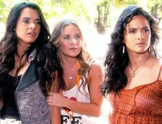 Hermanas Del Junco - Scarlet Gruber, Kimberly Dos Ramos, & Ana Lorena Sanchez #tierradereyes Tierra de Reyes