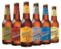 Shiner Beer is always on tap in Texas. The brewery, located in Shiner, Texas, has sold a wide line of beers since More Beer, All Beer, Best Beer, Only In Texas, Red Solo Cup, Beers Of The World, Texas Pride, Episode Guide, Texas Travel