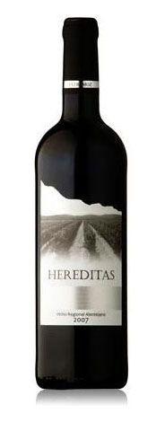 Vinho - Hereditas - Quinta dos Cardeais - Vinho Regional Alentejano - Serra de Sousel - Estremoz - Vinho - Alentejo