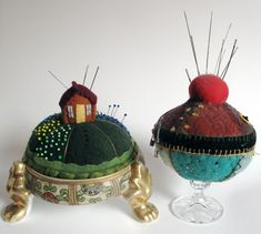 the art and craft of Mimi Kirchner