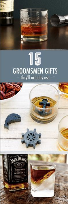 Great idea ideas for bachelor party favors or groomsmen gifts