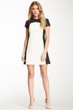 Editor Colorblock Dress from HauteLook on Catalog Spree
