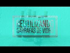 Reutilizando Garrafas de Vidro | CHOCOLALA - YouTube