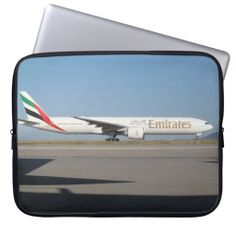 Choose from a variety of laptop sleeves or make your own! Shop now for custom laptop sleeves & more! Neoprene Laptop Sleeve, Laptop Sleeves, Custom Laptop, Aircraft, Aviation, Planes, Airplane, Airplanes, Plane