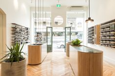Aesop Store Retail Design by Genesin Studio