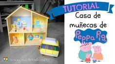 Tutorial como hacer la Casa de PEPPA PIG con la casa de madera FLISAT de IKEA - IKEA hackers. Youtube
