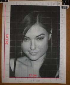 aprender a dibujar retratos a lapiz 4