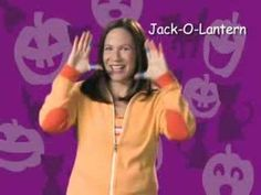 ASL - American Sign Language - Signing Time Halloween Signs - Halloween, Jack-O-Lantern, Ghost, Witch, Candy, Pumpkin