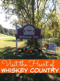Our Visit to the Heart of Jack Daniels Country -  We had to visit the heart of whiskey country and the home Jack Daniel's so we headed to Lynchburg, Tennessee you won't believe what we found there!