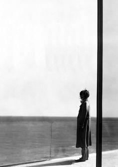 christy turlington by gilles bensimon, 1987.