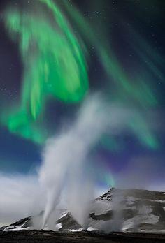 Iceland by Orsolya Haarberg