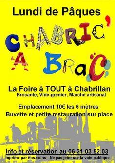 affiche CHABRIC