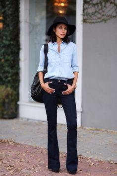 Pantalones De Campana 9