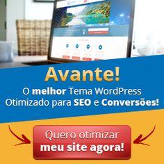 Tudo que você precisa sem sair de casa: Centive Avante - Tema WordPress Otimizado para SEO...