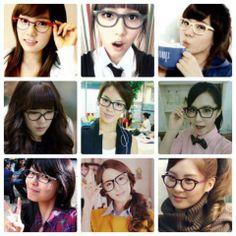 SNSD Glasses^^