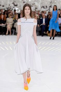 The best looks from the runway at Dior Fall 2014 Couture. // #Fashion