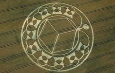 Crop Circles found near Devizes, Wiltshire, UK on 1st and 6th August 2013