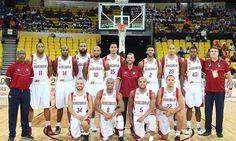 @redonacarabobo felicita a la selección venezolana de basquetbol por el titulo de campeón del #suramericano2016