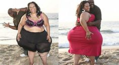 Largest Hips In The World   Extreme Things