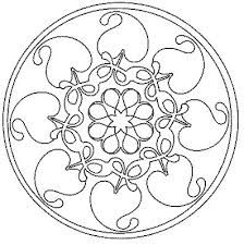 Resultado de imagen para mandalas PEQUEÑASpara colorear Flylady, Mandala Coloring Pages, Colouring Pages, Knife Patterns, 3d Pen, Zen Doodle, Digi Stamps, Kirigami, Swirls
