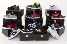DC Kids Low-Top and High-Top Shoes. 46-52% off on #kidsteals