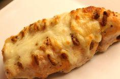 Delicious Chicken Recipe with Honey Mustard And Mozarella - Easy Recipes Best Recipes Weightloss | Rosas Recipes