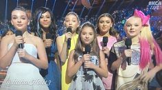 Added by #hahah0ll13 Dance Moms at KCA 2016 Kendall, Kalani, Brynn, JoJo, Nia, and Mackenzie