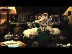 """""""At first glance, the idea of """"Wallace and Gromit have their own science education show"""" seems a bit weird. Especially when you see Wallace, the claymation man with unmistakable sweater vest, sitting at a desk saying """"Hello viewers."""" But actually, Wallace & Gromit's World of Invention, which just came out on DVD in the U.S., is cracking great fun."""""""
