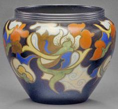 Gouda Pottery, from The Netherlands 1905-1915